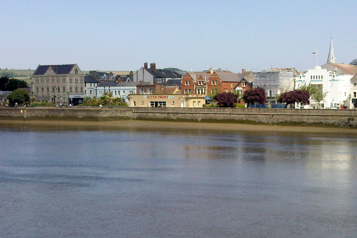 Instow is close to Barnstaple
