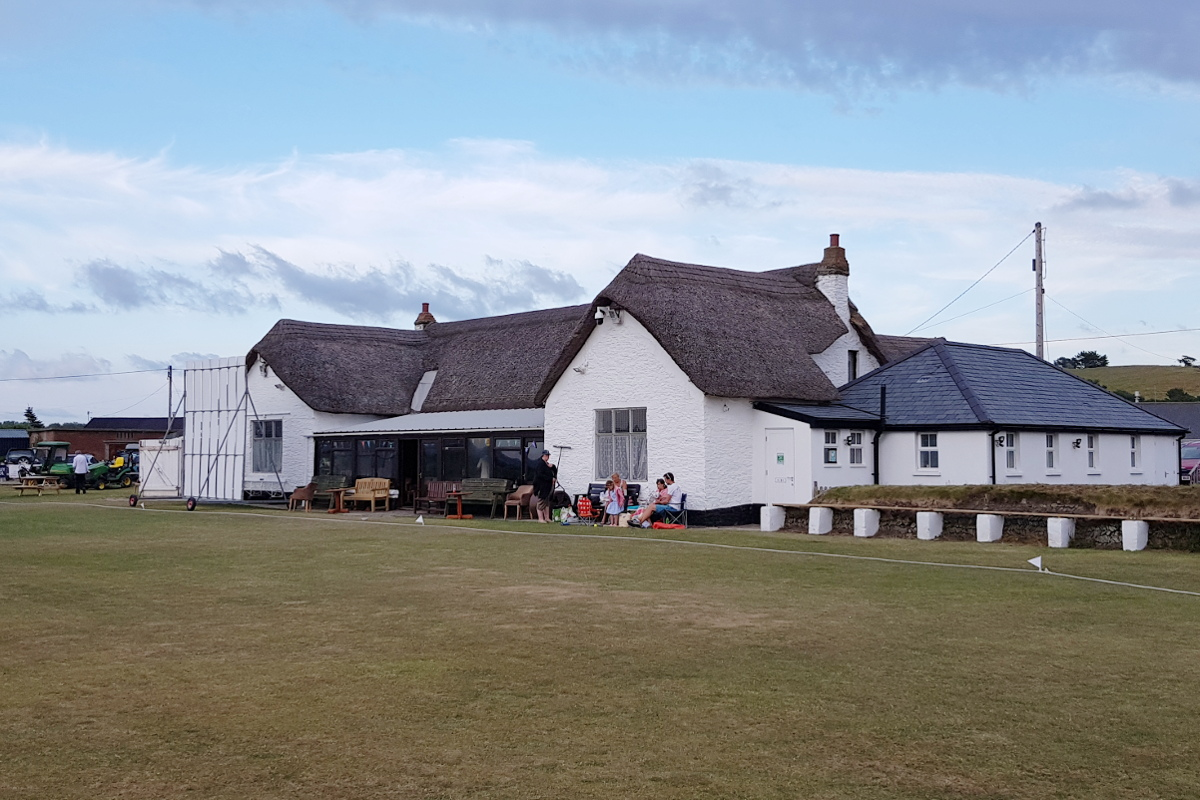 Instow Cricket Club at Instow