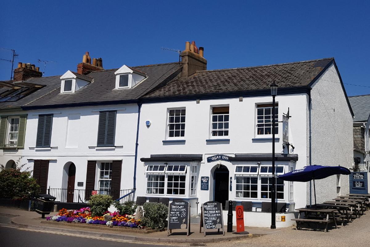 Quay Inn, Instow